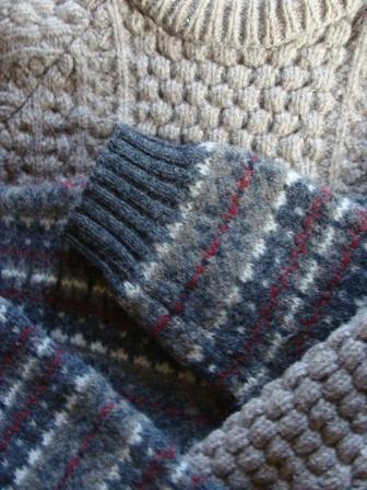 Sweaters Beforehand