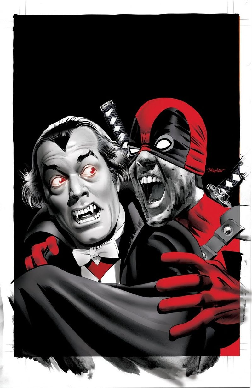 Deadpool Dracula